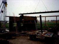 Holzlageranbau_1985